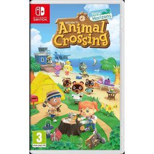 JEU NINTENDO SWITCH Jeu Nintendo Switch Animal Crossing : New Horizons