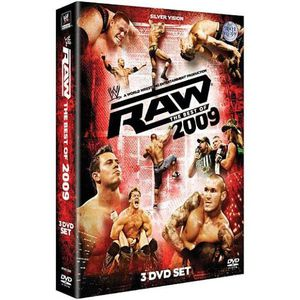 DVD DOCUMENTAIRE DVD Best of Raw 2009