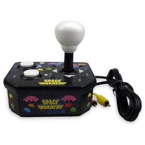 CONSOLE RÉTRO Console avec jeu vidéo intégré Space Invaders TV A