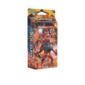 CARTE A COLLECTIONNER deck Pokémon de 60 cartes Incineroar - 119776