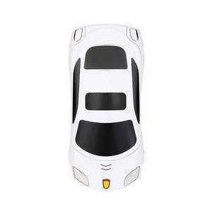 Téléphone portable Modèle de voiture lampe de poche Cartes Dual Sim t