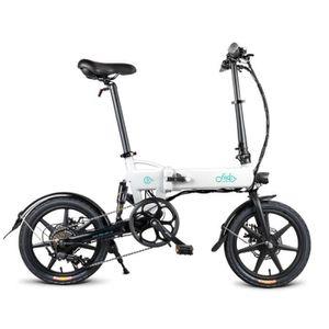 KIT VÉLO ÉLECTRIQUE FIIDO D2s Vélo Electrique Pliable - Batterie 7,8Ah