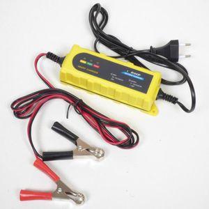 COFFRET OUTILLAGE Chargeur de batterie CHARGER 6 et 12 Volts moto qu