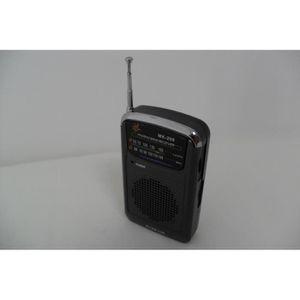 RADIO CD CASSETTE LaPetiteCaverne - Petite Radio de Poche Style Retr