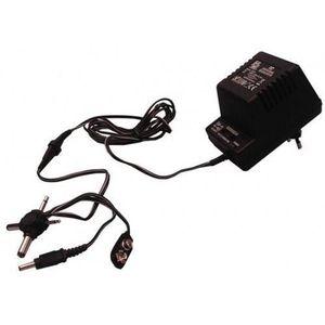 ADAPTATEUR DE VOYAGE Transformateur Adaptateur 220V à 3v 4.5v 6v 7.5v 9