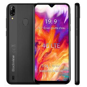 SMARTPHONE Blackview A60 Pro Smartphone Pas cher 4G 6.1'' Écr