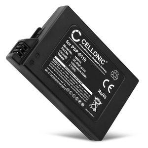 BATTERIE DE CONSOLE CELLONIC batterie premium compatible avec Sony PSP