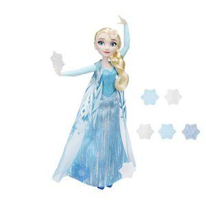 POUPÉE Disney La Reine des neiges B9204EU4–Poupée Elsa