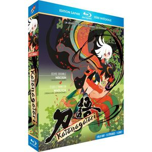 BLU-RAY DESSIN ANIMÉ Katanagatari - Intégrale - Edition Saphir [3 Blu-r