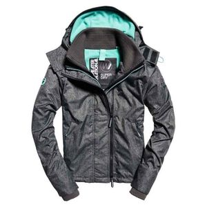 MANTEAU - CABAN Vêtements femme Vestes Superdry Arctic Hooded Pop