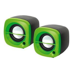 ENCEINTES ORDINATEUR Omega OG-15 Haut-parleurs pour PC 6 Watt (Totale)