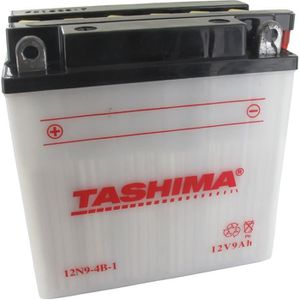 BATTERIE VÉHICULE Batterie moto 12N9-4B-1 12V 9Ah  - Batterie(s)