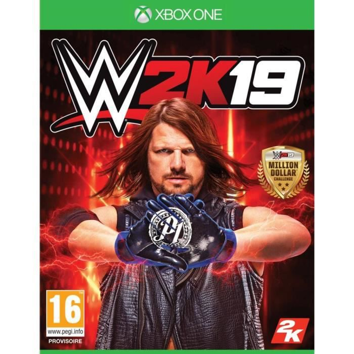 WWE 2K19 Jeu Xbox One