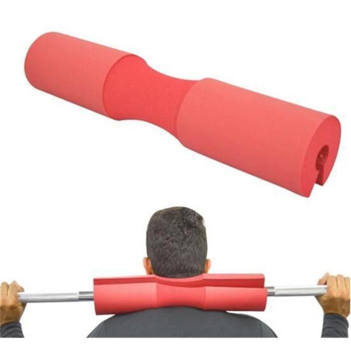 Corde A Sauter Fitness Haltérophilie Barbell Pad Squat cou épaule de protection Pad Gym Bodybuilding Force Tra R4W0X