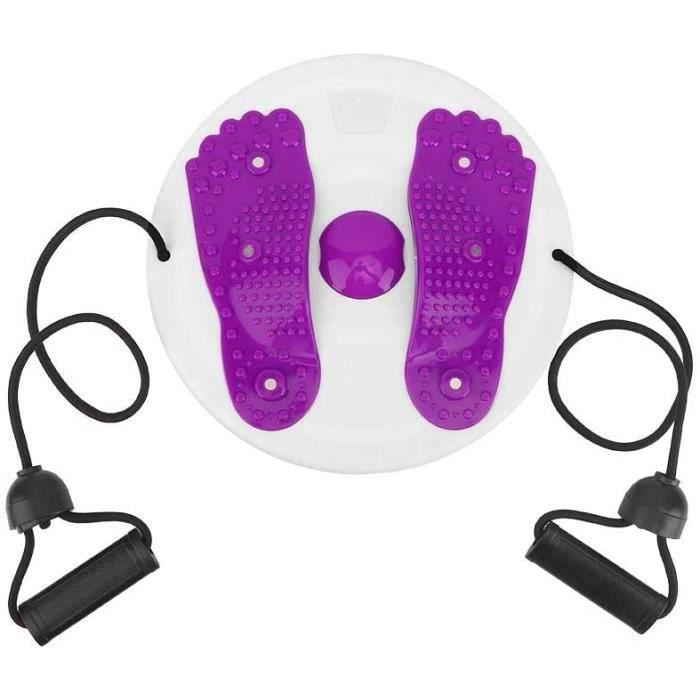 MARSEE Disque de Taille de Torsion, Body Exercice aérobie Fitness Twister Femme Twister Équipement de Sport