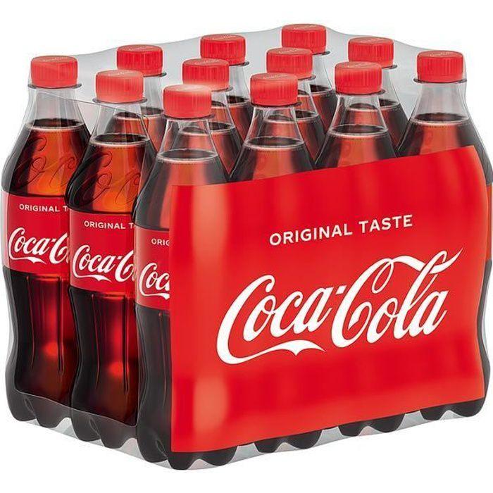 Coca Cola 0,5l (Pack de 12)