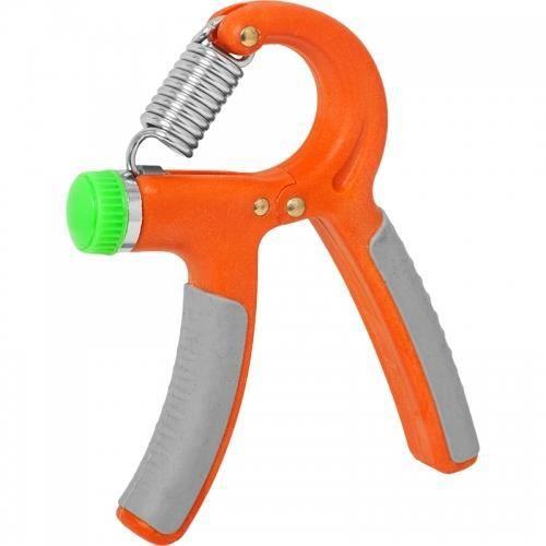 Hand grip réglable de 10 à 40 kg - couleur orange/gris