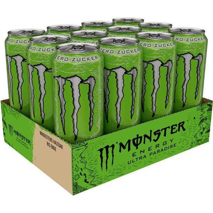 Monster Energy Drink Ultra Paradise 0,5l (Pack de 12)