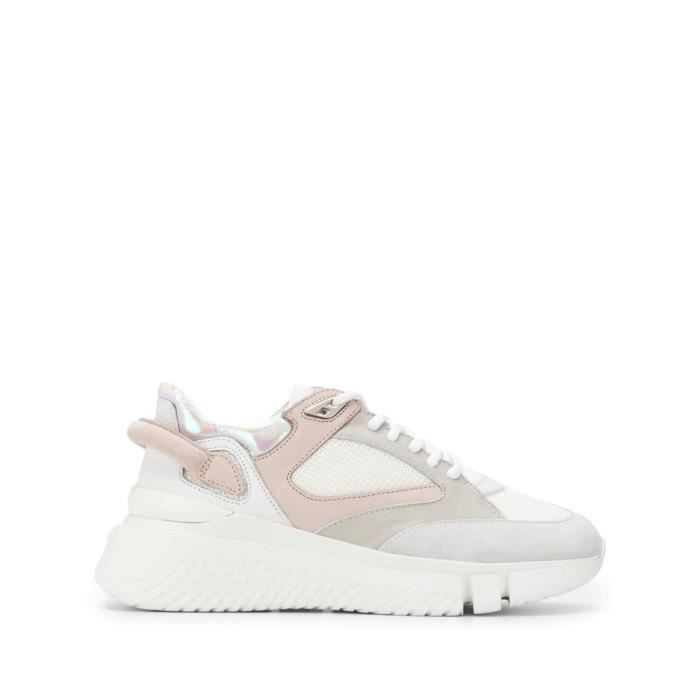 BUSCEMI FEMME 119SW007VT01SF0917 BLANC POLYESTER BASKETS