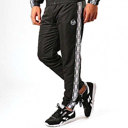 Pantalon Jogging Sergio Tacchini Doral Noir. 38410 168.