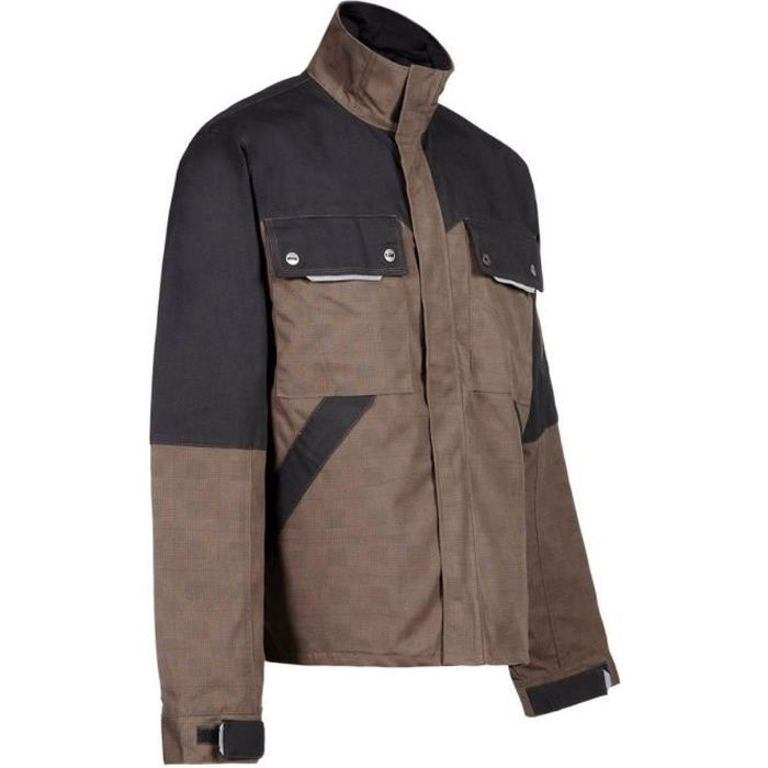 Veste BLACKER Marron - NORTH WAYS