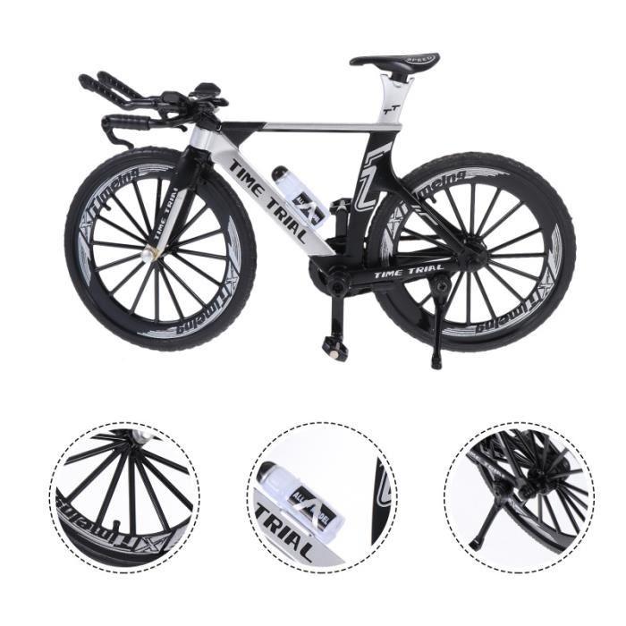 1pc Desktop Home Tabletop Figurine Vélo Porenment pour la maison velo de ville - beach cruiser - velo hollandais cycles