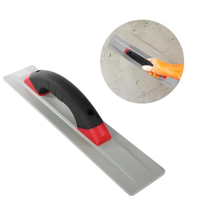 Truelle - 12.8mm Alliage de magnésium épais pour truelle à béton