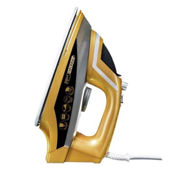 JML V16120 Phoenix Gold Steam Iron
