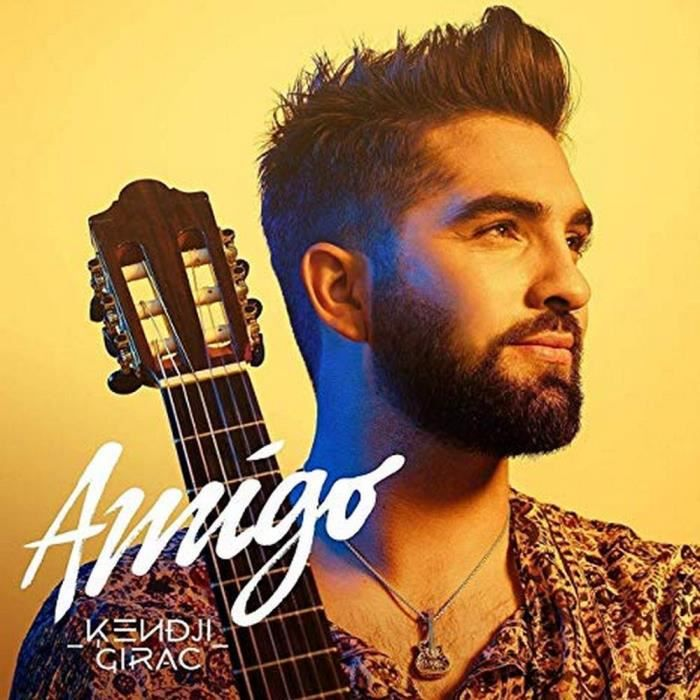 cd musique kendji girac achat vente pas cher. Black Bedroom Furniture Sets. Home Design Ideas