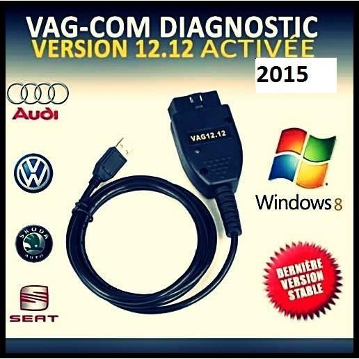 diagnostic auto vag com vcds hex can odbii vw audi. Black Bedroom Furniture Sets. Home Design Ideas