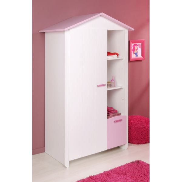 armoire enfant 39 lady 39 achat vente armoire. Black Bedroom Furniture Sets. Home Design Ideas