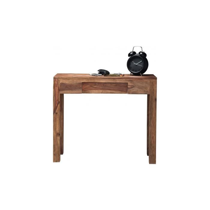 console 90 cm de long table de cuisine. Black Bedroom Furniture Sets. Home Design Ideas