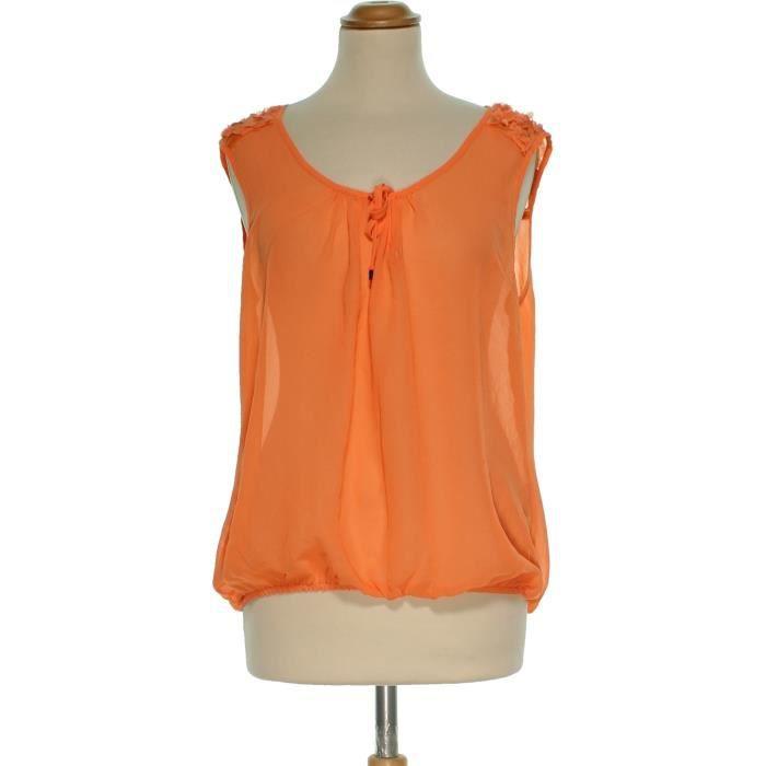 BlouseChemisier Orange BREAL Achat PATRICE 421144077 BoCerdx