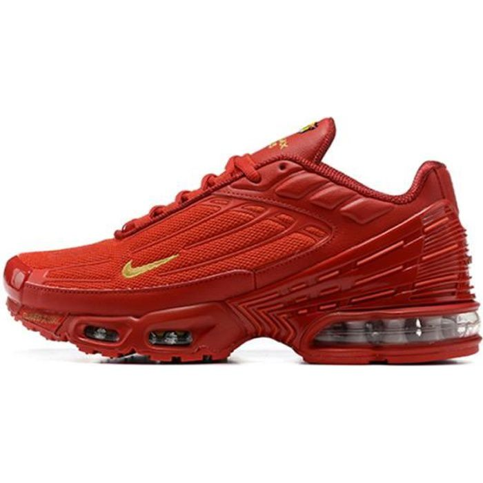 Nike air force rouge - Cdiscount