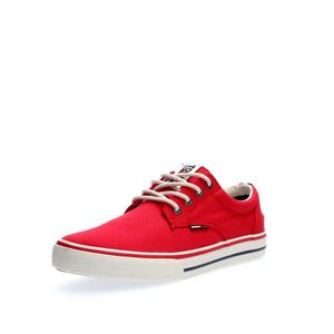 TOMMY HILFIGER SNEAKERS Homme RED, 44