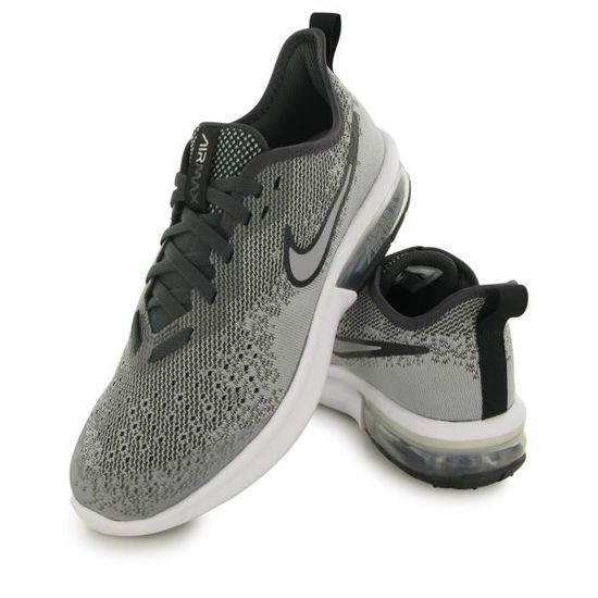 chaussures de running enfant air max sequent 4 nike