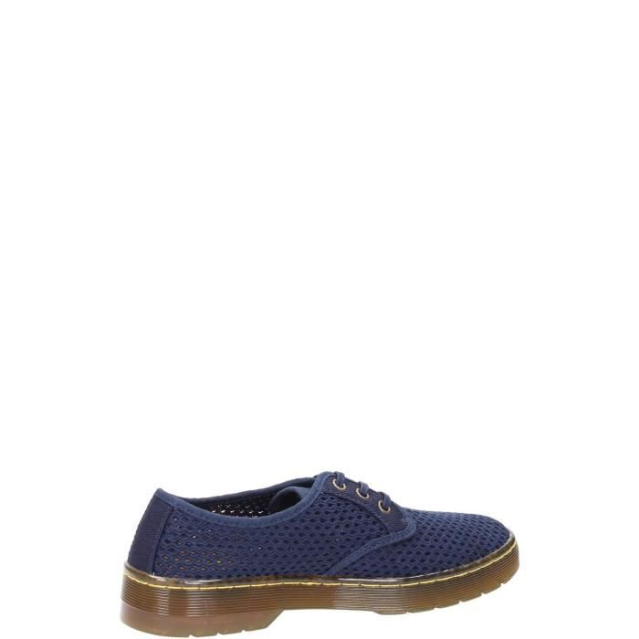 Dr. Martens Sneakers Homme Blue Cotton
