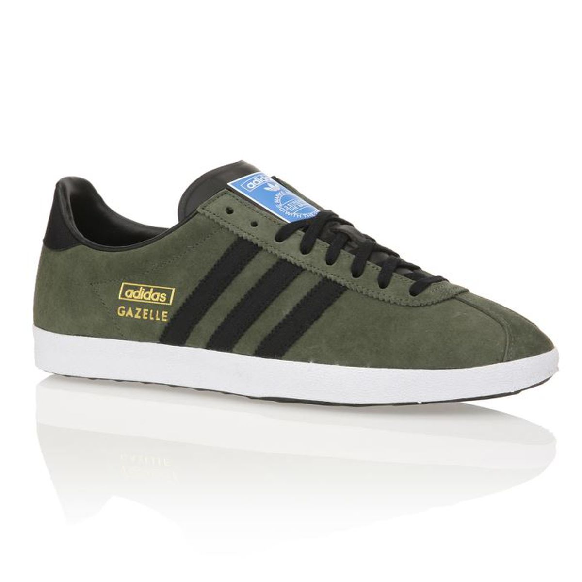 basket adidas gazelle og homme chaussures de. Black Bedroom Furniture Sets. Home Design Ideas