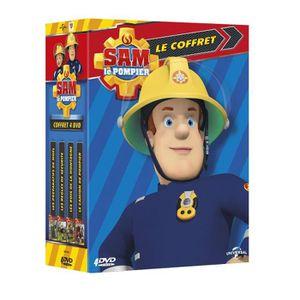 DVD DESSIN ANIMÉ DVD Sam le Pompier - Coffret : Les règles de sécur