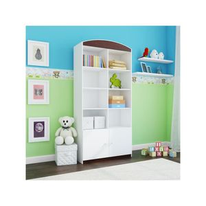 etagere bibliotheque enfant achat vente etagere bibliotheque enfant pas cher cdiscount. Black Bedroom Furniture Sets. Home Design Ideas