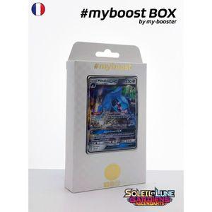 CARTE A COLLECTIONNER Coffret #myboost METALOSSE GX 85-145 - Soleil et L