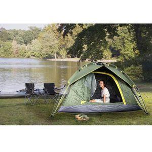 TENTE DE CAMPING Camping Tente 3-4 personne automatique de randonné