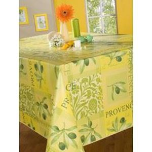 nappe toile ciree provence achat vente nappe toile ciree provence pas cher cdiscount. Black Bedroom Furniture Sets. Home Design Ideas