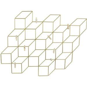 PÊLE-MÊLE PHOTO THE HOME DECO FACTORY Pêle-mêle - Cubes filaires O