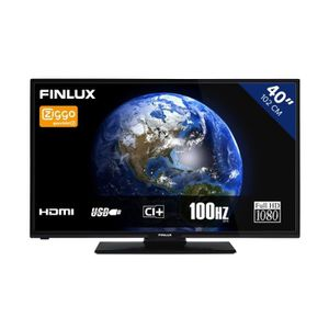 Téléviseur LED Téléviseur 40 pouces (102cm) DLED Full HD avec syn