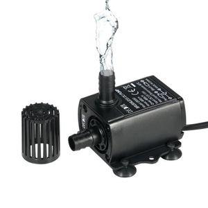 FILTRATION - POMPE Mini Pompe à eau sans balais Decdeal Ultra-silenci