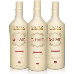 DÉFRISAGE - LISSAGE Inoar G.HAIR Extrême Premium - Lissage Brésilien K
