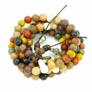 BRACELET - GOURMETTE Bracelet multi-tours Bijou 9 bois précieux roblès