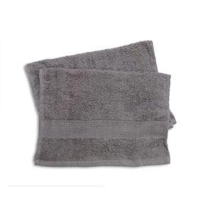 /400/g//m/² Lot de 20/serviettes Manucure/ /Noir uni/
