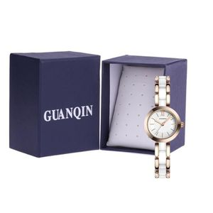 MONTRE GUANQIN Luxe Fashion Femmes Quartz Montre-bracelet